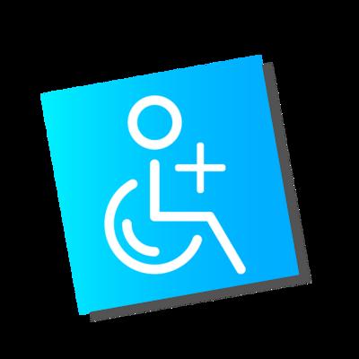 L'intégration des personnes handicapées